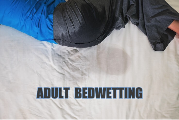BEDWETTING IN ADULTS (URINE ENURESIS OR URINARY INCONTINENCE) :: Causes and Natural Treatment